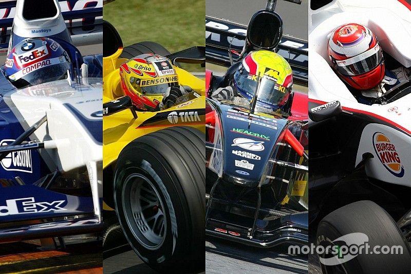 Rookies de l'annéeen F1 : que sont-ils devenus ?