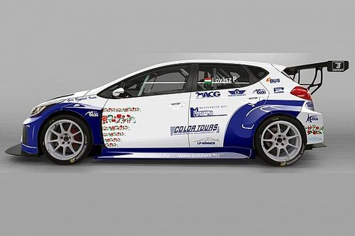 La prima Kia cee'd TCR è della LP Winner Motorsport