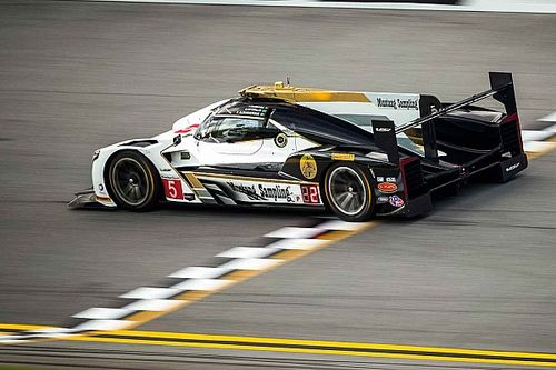 Daytona 24 Hours: Hr19 – Barbosa in charge