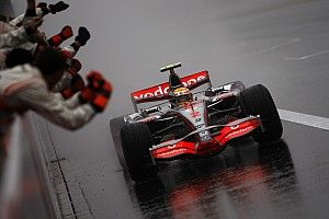 Revealed: How Hamilton's F1 promotion shocked McLaren team