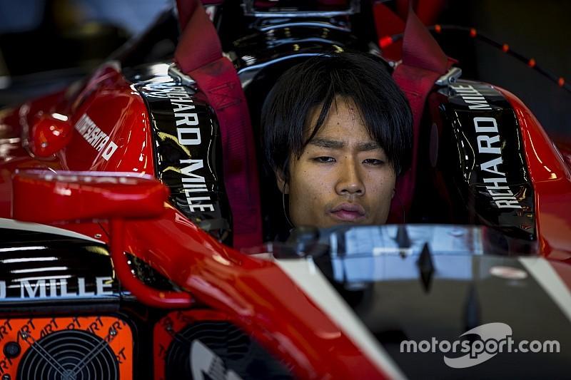 Nobuharu Matsushita torna in FIA F2: nel 2019 correrà con il team Carlin