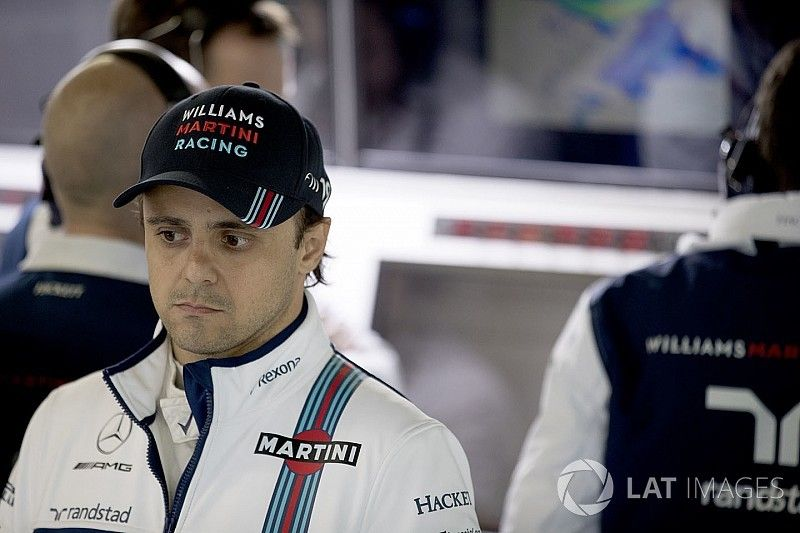 """Williams driver change would be """"much worse"""" direction - Massa"""