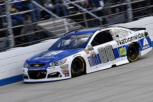 NASCAR 2017: Earnhardt Jr. hofft auf erfolgreichen Abschied