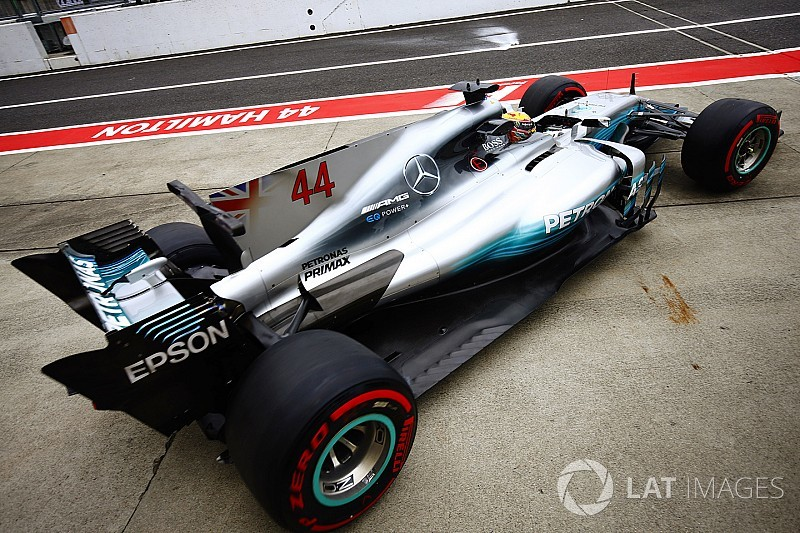 Mercedes hoopt dat 2018-bolide minder temperamentvol is