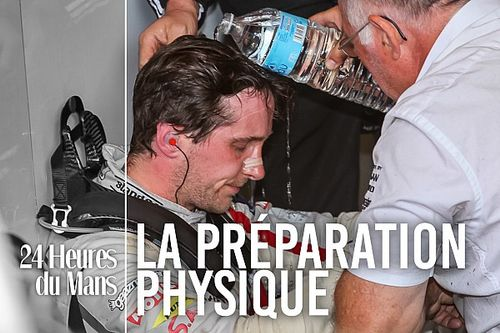 Dans la peau d'un pilote : la préparation physique pour Le Mans