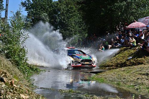 Banaz e Bostanci prendono punti importanti per il Castrol Ford Team Türkiye
