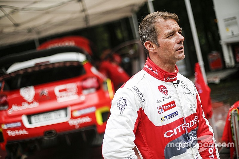 Citroen wants Loeb for gravel test after comeback outing