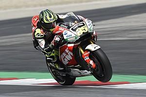 MotoGP Nieuws Crutchlow reed voor spek en bonen in Oostenrijk: