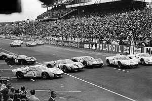 О борьбе Ford и Ferrari в Ле-Мане снимут фильм