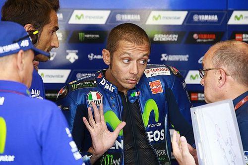 Rossi cree que las orejas de burro son para varios en Brno