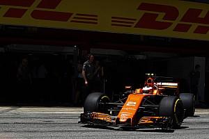 F1 Noticias de última hora Un nuevo fallo en el motor Honda obliga a Vandoorne a salir último