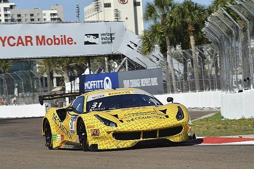 St Pete PWC: Mancinelli grabs shock GT pole