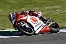 Moto2 Nakagami sorprende a los Estrella Galicia en el arranque del test de Qatar