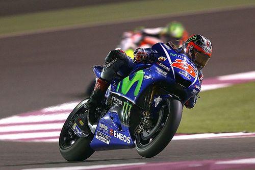 MotoGP Katar: Maverick Vinales deutlich vorn, Jonas Folger auf Platz 4