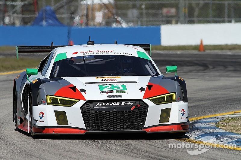 Alex Job Racing quits pro racing to focus on historics