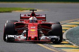 Vettel: falta de equilíbrio provocou distância para Hamilton