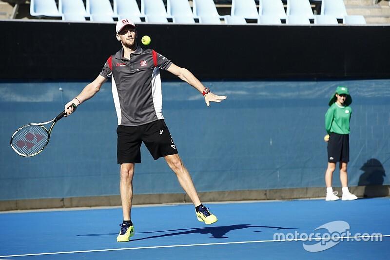 Grosjean cuestiona si la F1 es un deporte
