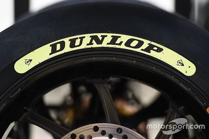 Dunlop kirim ban basah untuk Moto2 dan Moto3 Qatar