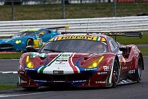 """""""Beaucoup de hauts et quelques bas"""" pour les Ferrari à Silverstone"""