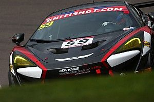 Oulton Park British GT: Rabindra scores class podium on debut