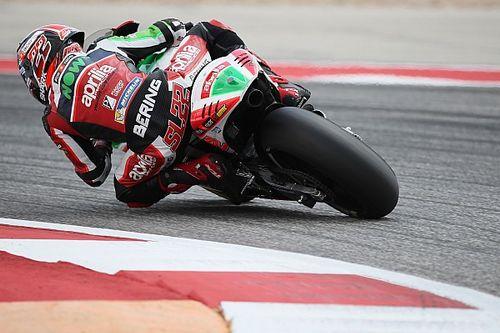 Aprilia: ottimismo per Jerez, pista storicamente amica alla RS-GP