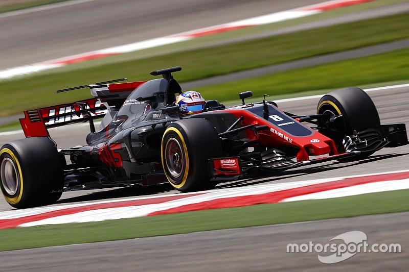 """Grosjean: Carbone Industrie brakes """"feel better"""" already"""