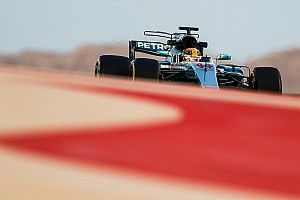 Mercedes hints at tyre progress ahead of final F1 test day