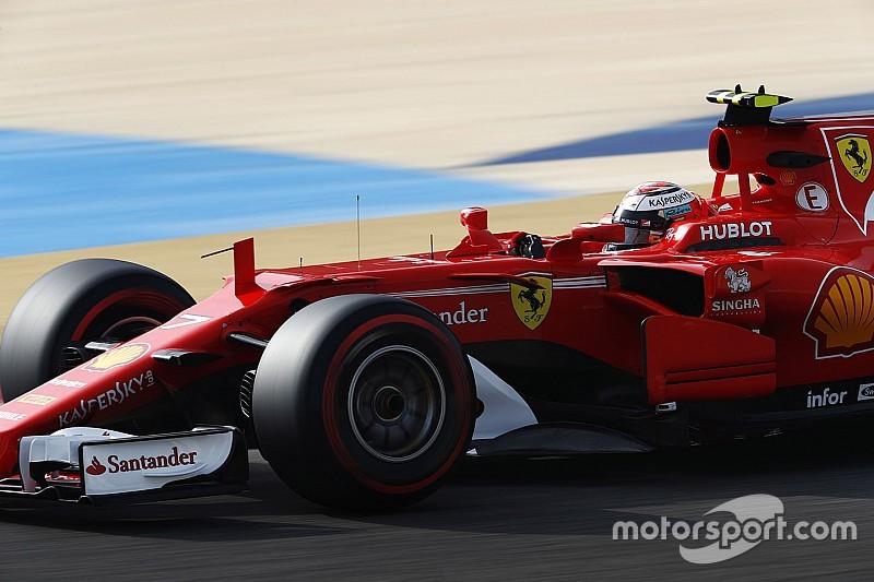 Raikkönen sokkal jobb időmérőre számított a Ferrarival