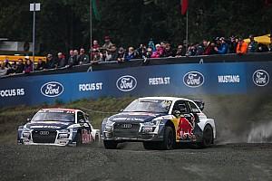 World Rallycross Résumé de course Ekström vainqueur en finale, pas de Polo sur le podium