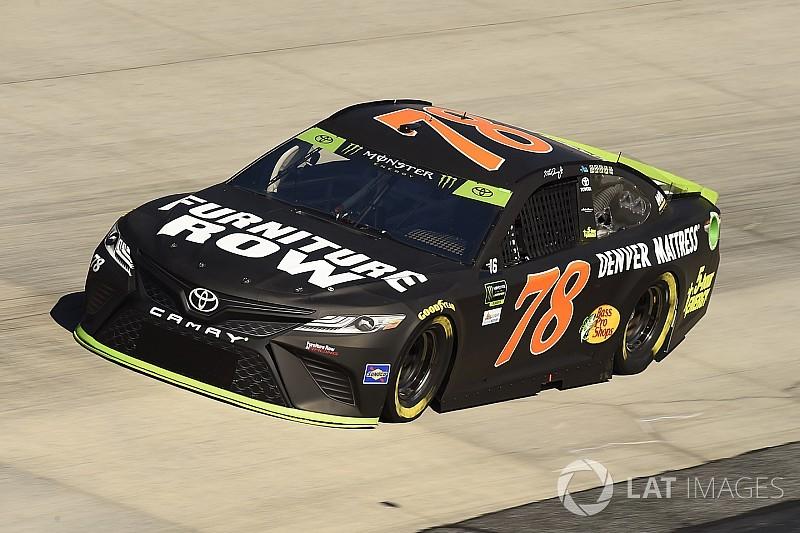 NASCAR in Dover: Martin Truex Jr. entreißt Kyle Busch die Pole