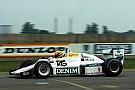 GALERIA: Há 34 anos, Senna testava pela primeira vez um F1
