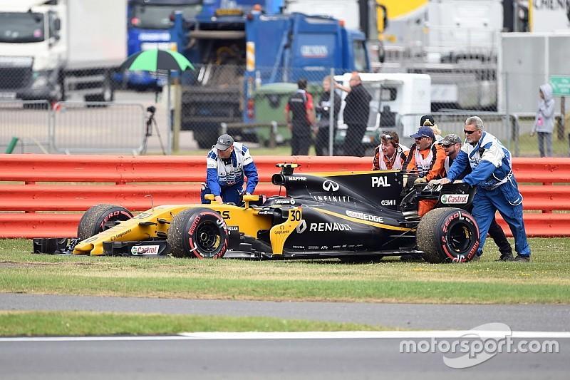 Renault: Kami rugi 45 poin karena masalah mesin
