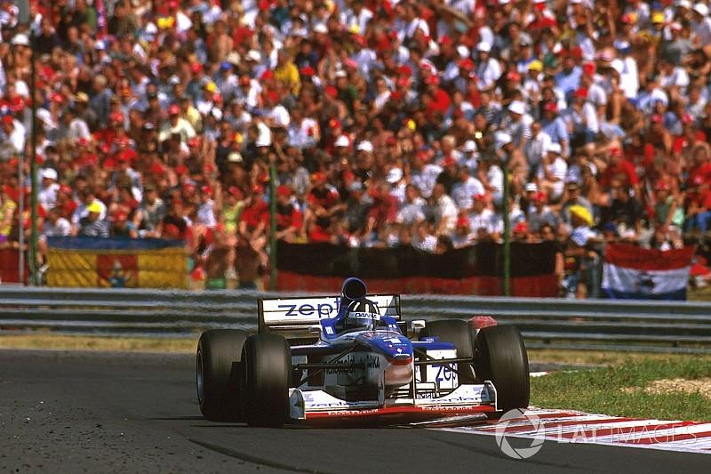 Legendarische races: De Grand Prix van Hongarije in 1997