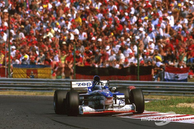 Le dieci gare più belle disputate da Damon Hill