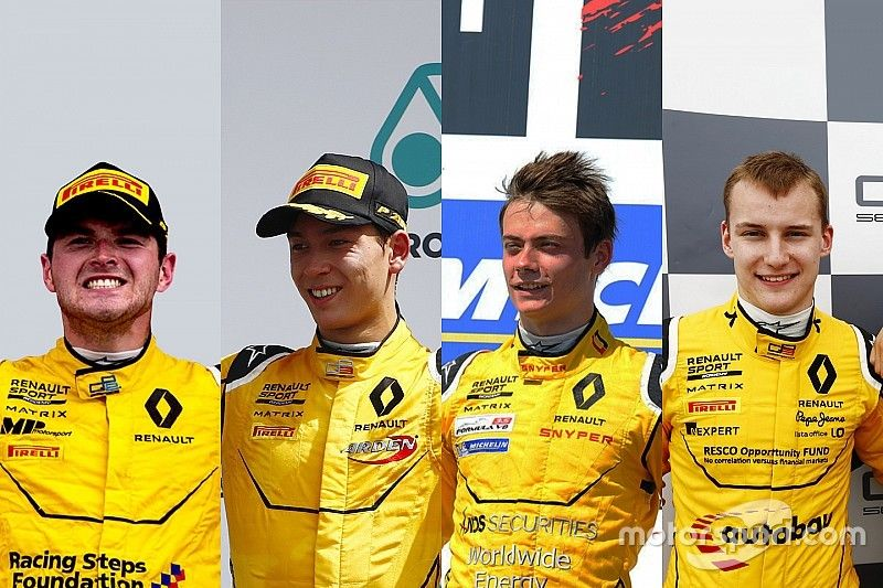 Quel bilan pour les jeunes pilotes Renault en 2016?