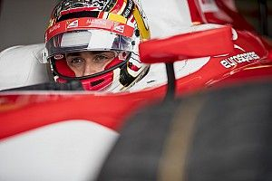 F2 Jerez: Leclerc snelste in training, derde tijd voor De Vries