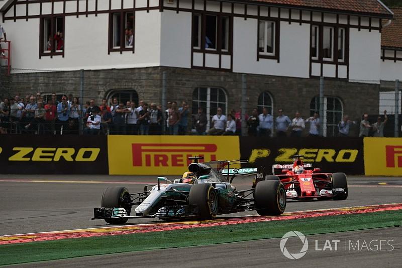 """Retroscena Hamilton: """"Vettel ha abboccato al mio amo!"""""""