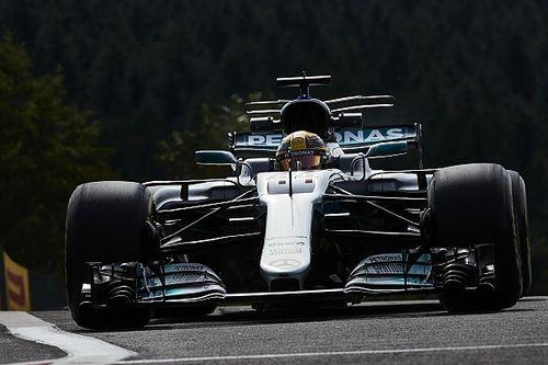 GP del Belgio: Hamilton come Schumi è alla 68esima pole!