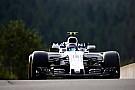 Les Williams éliminées en Q1 avec un aileron cassé pour Stroll