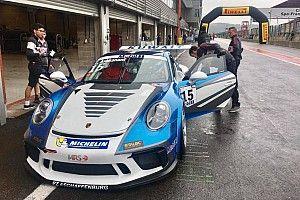 بورشه سوبر كاب: أشكناني يحرز المركز التاسع في السباق الثاني في بلجيكا