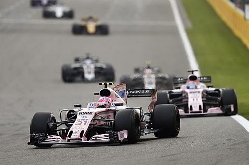 Ocon says Perez put their lives at risk with collision