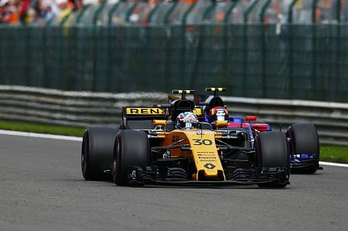 Palmer believes Alonso deserved a penalty
