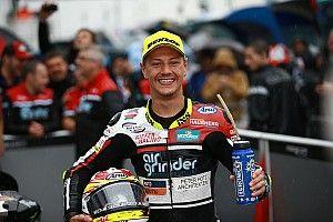 Moto2: Aegerter bleibt Kiefer Racing treu