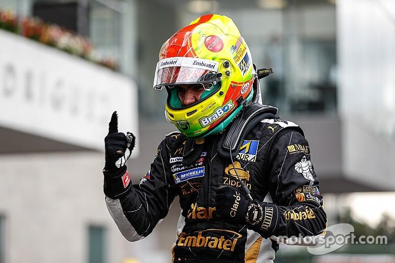 Fittipaldi règne en maître sur Mexico