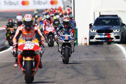 MotoGP 2017 in Misano: Die Startaufstellung in Bildern