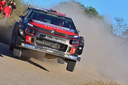 """Meeke rolde 14 keer met WRC Citroën: """"Grootste crash ooit"""""""
