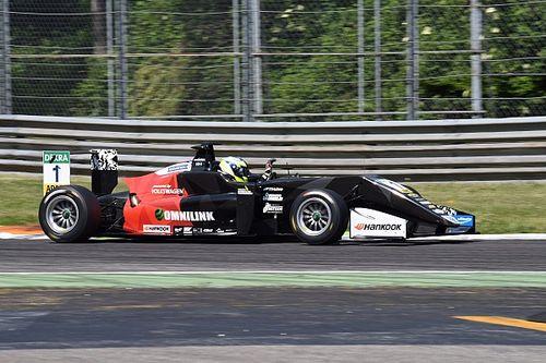 F3: Eriksson nyert, Mick Schumacher először a dobogón!