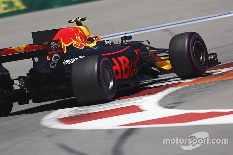 Kesepian di trek, Verstappen tonton aksi balapan lewat layar TV