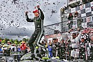 Barber IndyCar: Power puncture hands Newgarden the win