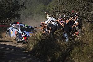 WRC Top List GALERÍA: lo mejor del Rally Argentina en imágenes